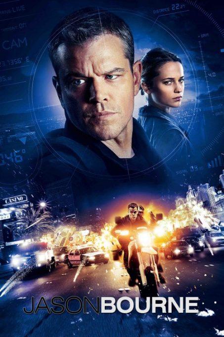 دانلود فیلم جیسون بورن Jason Bourne 2016 دوبله فارسی