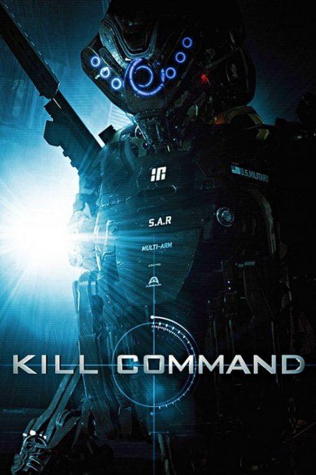 دانلود فیلم کشتار ربات ها Kill Command 2016 دوبله فارسی