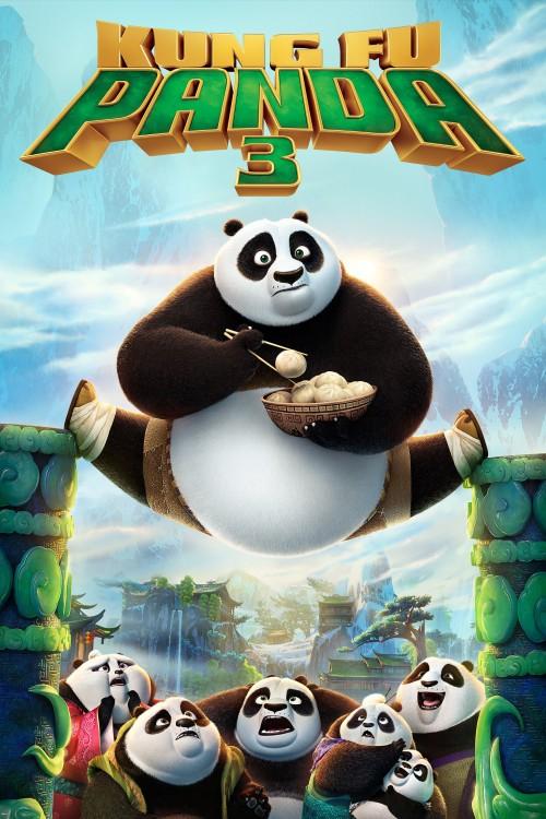 دانلود انیمیشن پاندای کونگ فو کار Kung Fu Panda 3 2016 دوبله فارسی
