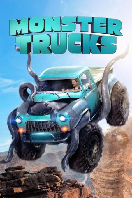 دانلود انیمیشن کامیون هیولا Monster Trucks 2016