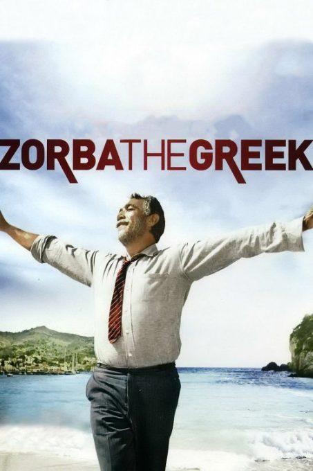 دانلود فیلم زوربای یونانی Zorba the Greek 1964 دوبله فارسی