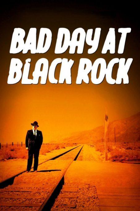 دانلود فیلم روز بد در صخره سیاه Bad Day at Black Rock 1955 دوبله فارسی