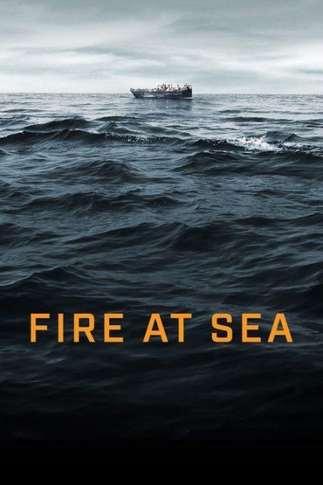 دانلود مستند آتش در دریا Fire at Sea 2016 دوبله فارسی
