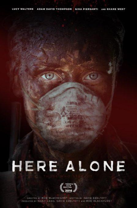 دانلود فیلم Here Alone 2016