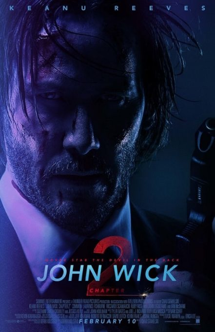 دانلود فیلم John Wick: Chapter 2 2017