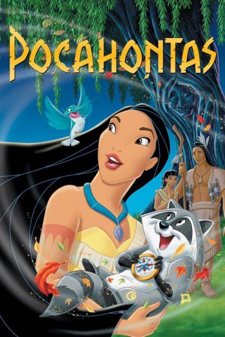 دانلود انیمیشن پوکوهانتس Pocahontas 1995 دوبله فارسی