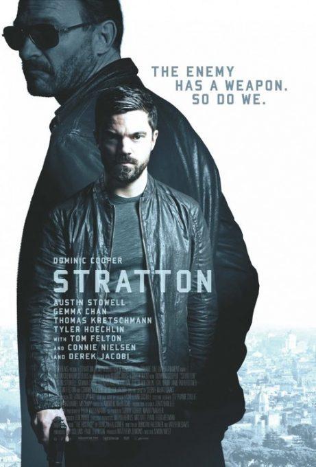 دانلود فیلم Stratton 2017