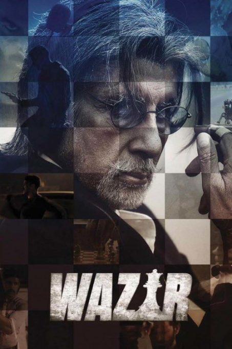 دانلود فیلم وزیر Wazir 2016 دوبله فارسی