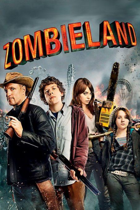 دانلود فیلم سرزمین زامبی ها Zombieland 2009 دوبله فارسی