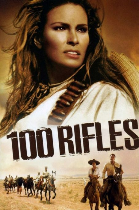 دانلود فیلم صد اسلحه Rifles 1969 دوبله فارسی