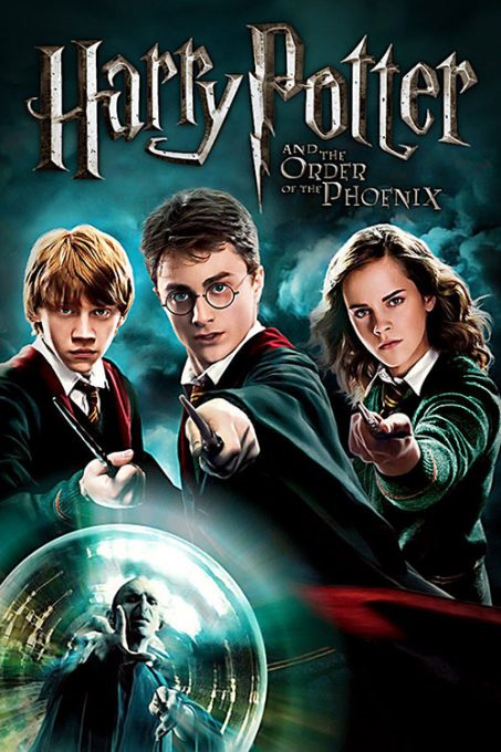 هری پاتر و محفل ققنوس Harry Potter and the Order of the Phoenix 2007 دوبله فارسی