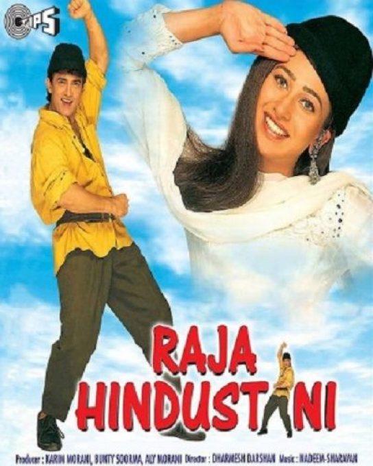 دانلود فیلم هندی راجا هندوستانی Raja Hindustani 1996 دوبله فارسی