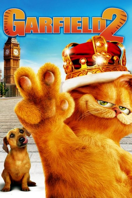 دانلود انیمیشن گارفیلد 2 Garfield 2 2006 دوبله فارسی