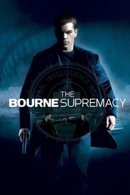 دانلود فیلم برتری بورن The Bourne Supremacy 2004 دوبله فارسی