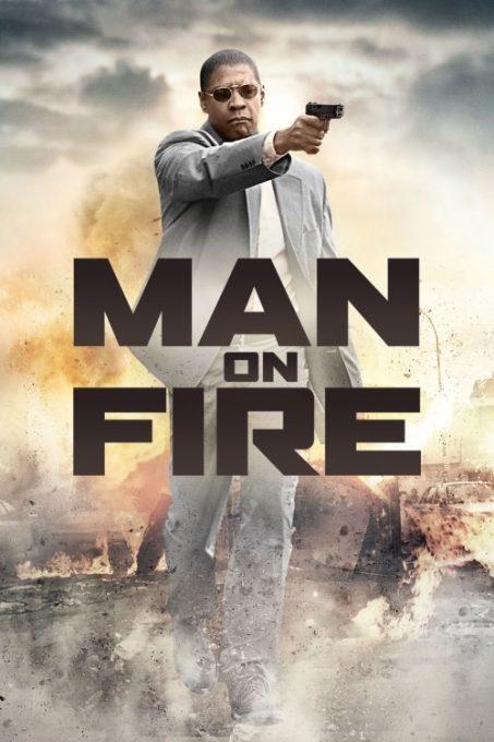 دانلود فیلم مردی در آتش Man On Fire 2004 دوبله فارسی