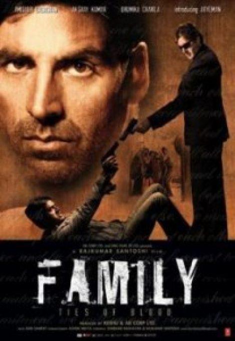 دانلود فیلم هندی خانواده Family Ties of Blood 2006 دوبله فارسی