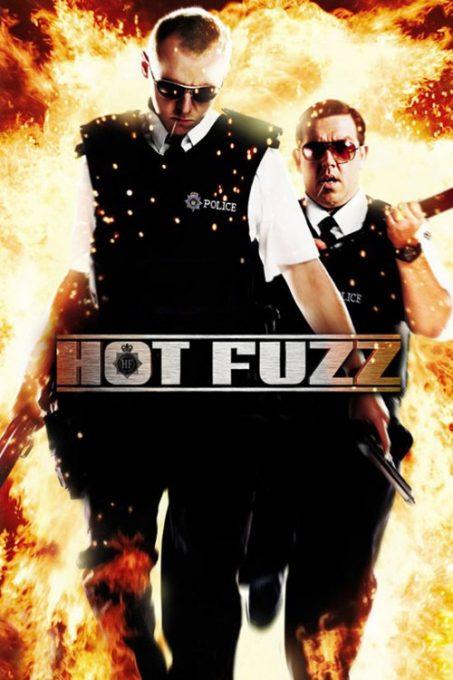 دانلود فیلم اکشن پلیس خفن Hot Fuzz 2007 دوبله فارسی
