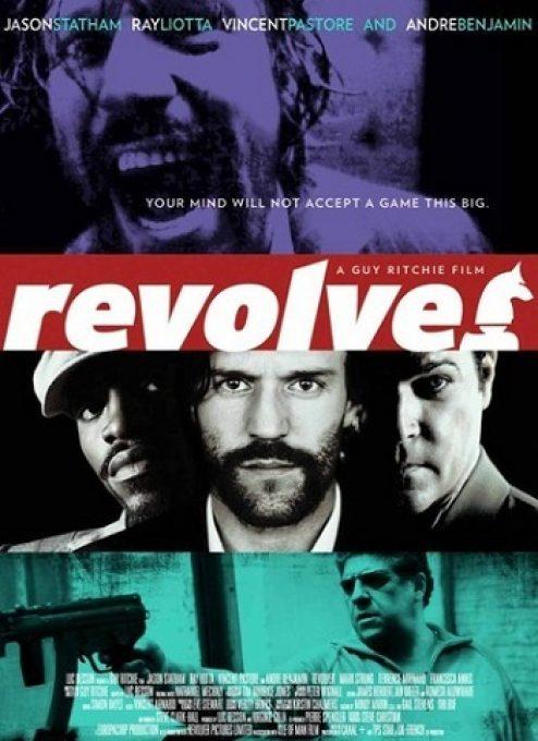 دانلود فیلم Revolver 2005 هفت تیر از جیسون استاتهام
