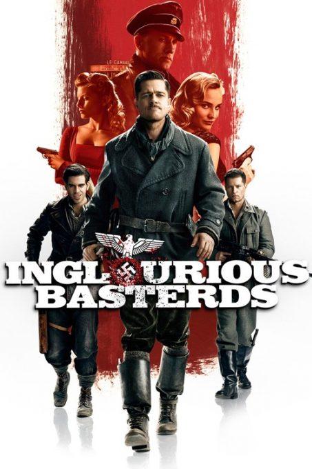 دانلود فیلم پست فطرت های لعنتی Inglourious Basterds 2009 دوبله فارسی