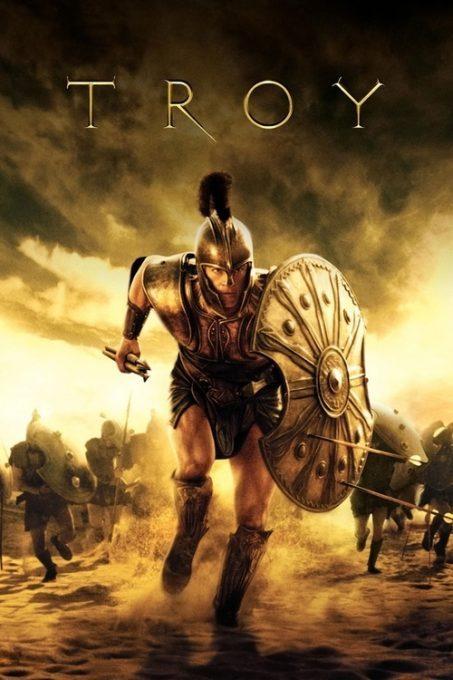 دانلود فیلم تاریخی تروی از برد پیت Troy 2004 دوبله فارسی