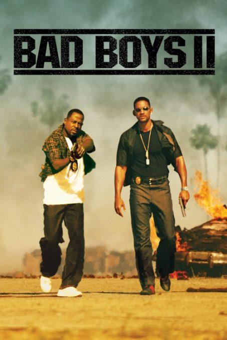 دانلود فیلم اکشن پسران بد 2 Bad Boys II 2003 دوبله فارسی از ویل اسمیت