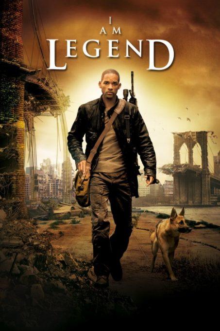 دانلود فیلم من افسانه ام از ویل اسمیت I Am Legend 2007 دوبله فارسی