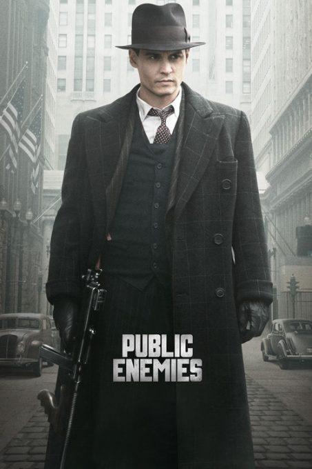 دانلود فیلم دشمنان ملت از جانی دپ Public Enemies 2009 دوبله فارسی