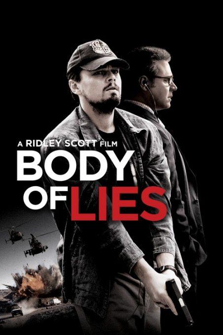 دانلود فیلم اکشن یک مشت دروغ Body of Lies 2008