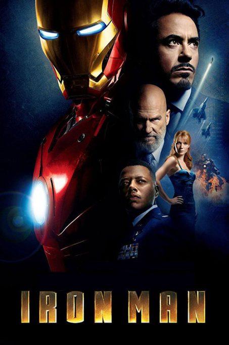 دانلود فیلم اکشن مرد آهنی 1 Iron Man 2008 دوبله فارسی