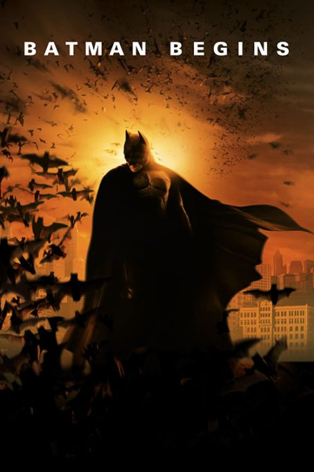 دانلود فیلم اکشن بتمن آغاز می کند Batman Begins 2005 دوبله فارسی
