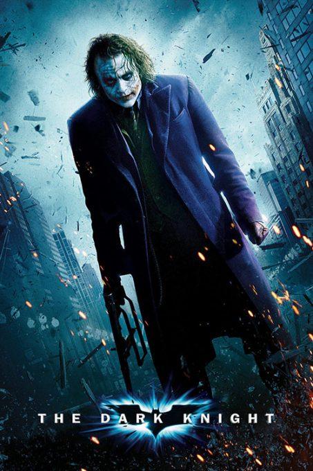"""دانلود فیلم اکشن شوالیه تاریکی """" بتمن """" The Dark Knight 2008 دوبله فارسی"""