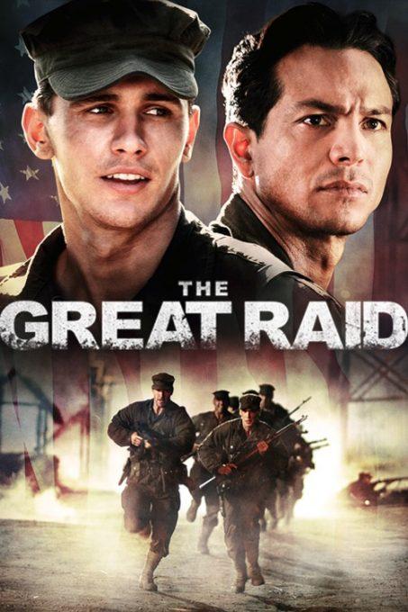 دانلود فیلم اکشن دوبله فارسی حمله بزرگ The Great Raid 2005