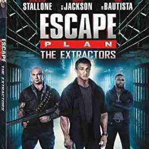 دانلود فیلم اکشن Escape Plan 3 2019 نقشه فرار ۳ دوبله فارسی