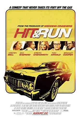 دانلود فیلم اکشن بزن و فرار کن Hit And Run 2012