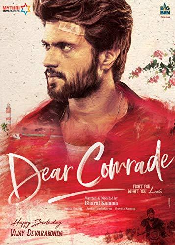 دانلود فیلم هندی Dear Comrade 2019 دوست عزیز