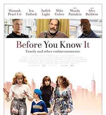 دانلود فیلم Before You Know It 2019