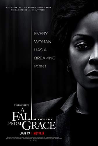 دانلود فیلم A Fall from Grace 2020