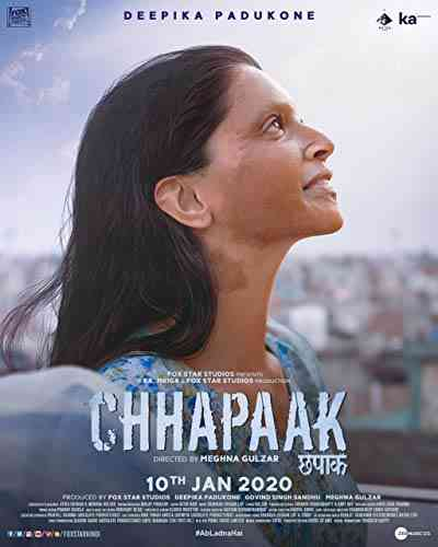 دانلود فیلم Chhapaak 2020