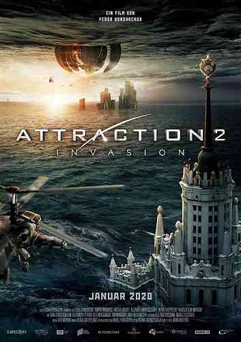 دانلود فیلم Attraction 2 2020