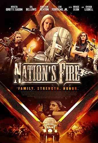 دانلود فیلم Nations Fire 2019