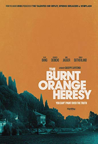 دانلود فیلم The Burnt Orange Heresy 2019