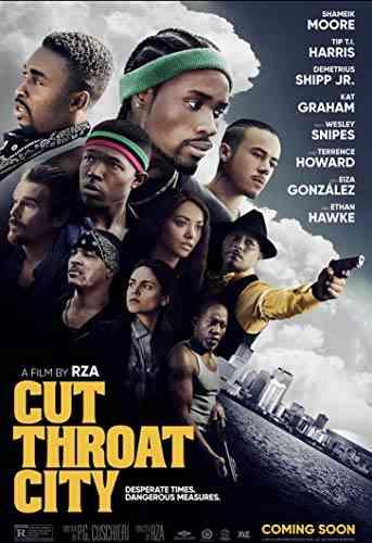 دانلود فیلم Cut Throat City 2020 کات تروت سیتی