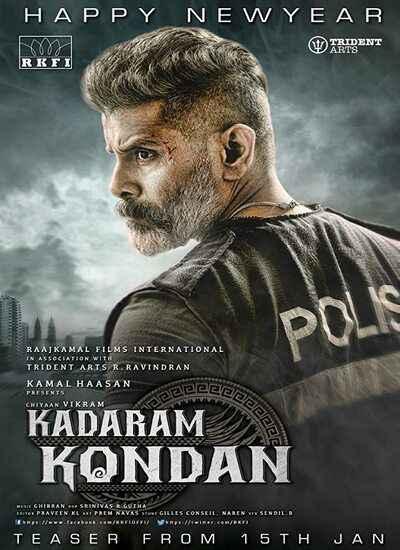 دانلود فیلم هندی Kadaram Kondan 2019 فاتح کادارام دوبله فارسی