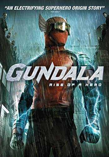 دانلود فیلم Gundala 2019 گوندالا