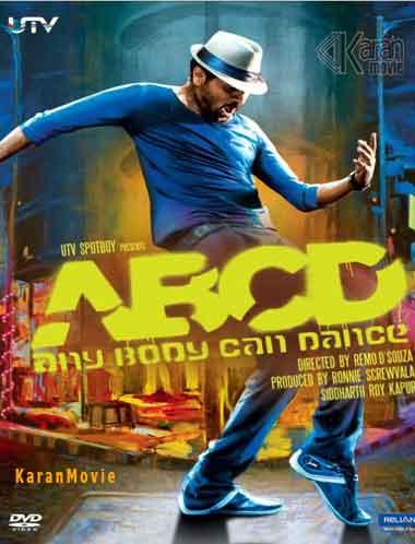 دانلود فیلم هندی ABCD Any Body Can Dance 2013