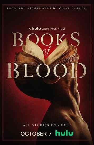 دانلود فیلم Books Of Blood 2020 کتابهای خون دوبله فارسی