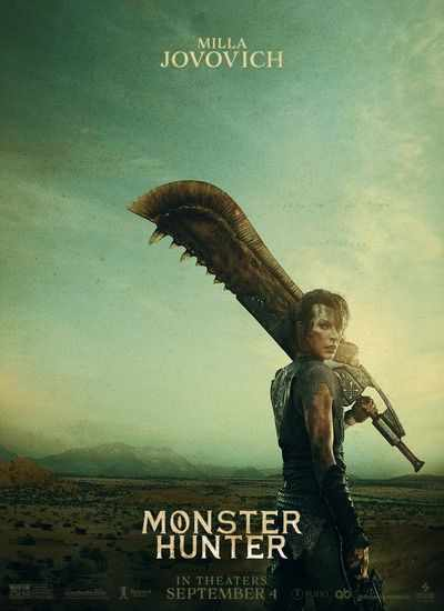 دانلود فیلم Monster Hunter 2021 شکارچی هیولا