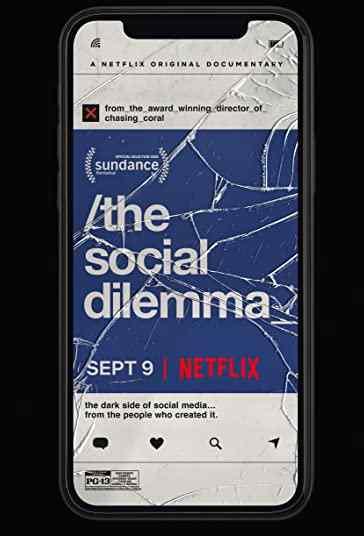 دانلود مستند The Social Dilemma 2020 معضل اجتماعی