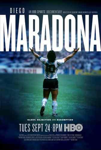دانلود مستند Diego Maradona 2019 دیگو مارادونا دوبله فارسی