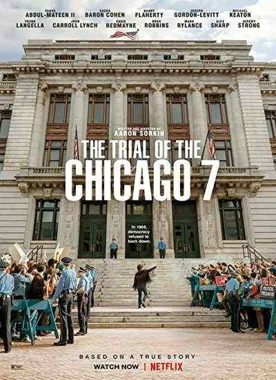 دانلود فیلم The Trial of the Chicago 7 2020 محاکمه 7 شیکاگویی